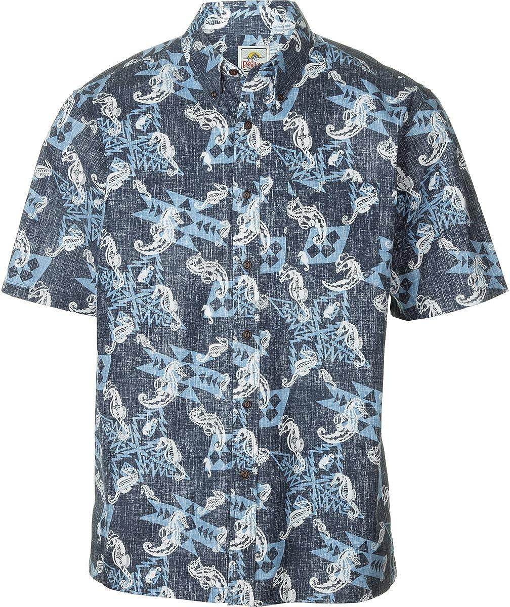 Pendleton Men's Camp Shirt in Authentic Spooner Kloth