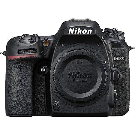 Nikon D7500 20.9MP DX-Format Wi-Fi 4K Digital SLR Camera Body - (Renewed)
