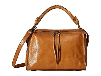 Hobo Copula (Honey) Cross Body Handbags