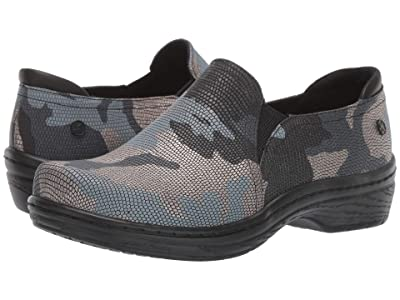 Klogs Footwear Moxy (Blue Camo) Women