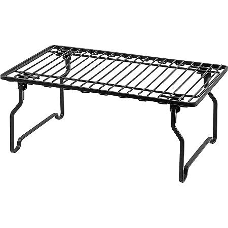 【BLKP】 パール金属 積み重ね 棚 限定 ブラック Sサイズ キッチン 収納 BLKP 黒 AZ-5049