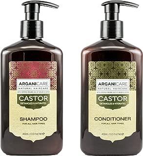 Best arganicare castor shampoo Reviews