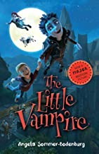 the little vampire book collection