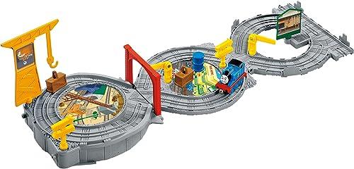 diseñador en linea Thomas & & & Friends X3123 - Pista Triple Diversión (Mattel)  entrega gratis