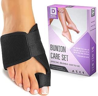 Bunion Splints Bunion Corrector - Bunion Brace for Hallux Valgus Bunion Pain Relief - Big Toe Straightener Bunion Splint - Corrector Bunion