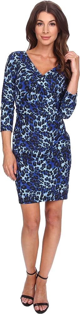 Monique Cheetah Print Dress