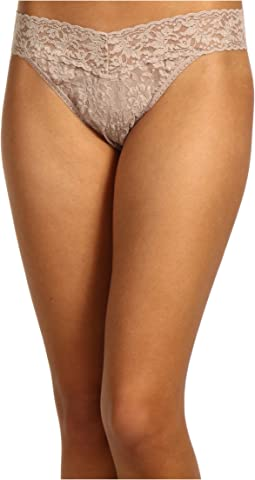 d90c72301 Signature Lace Original Rise Thong. Like 78. Hanky Panky