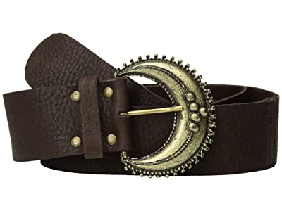Leatherock Emeline Belt (Espresso) Women