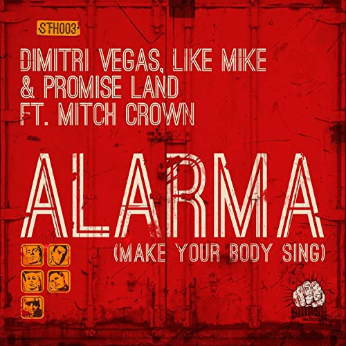 Alarma (Make Your Body Sing) [feat. Mitch Crown] by Like ...