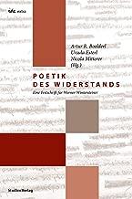 Poetik des Widerstands: Eine Festschrift für Werner Wintersteiner (ide-extra 22) (German Edition)
