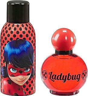 Lady Bug Eau de Toilette y Perfume para Cuerpo - 1 Pack
