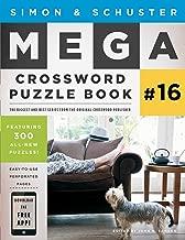 Simon & Schuster Mega Crossword Puzzle Book #16 (16) (S&S Mega Crossword Puzzles)