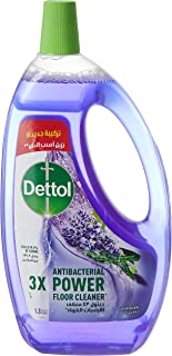 Dettol Multi Action 4 in 1 Cleaner with Lavender Scent - 1.3 Liter