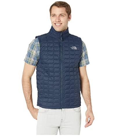 The North Face Thermoball Vest (Urban Navy Matte/Mid Grey) Men