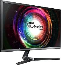 "Samsung UH750 28"" QLED 4K UHD 1ms LED-Lit FreeSync Monitor (LU28H750UQNXZA)"