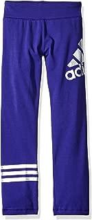 adidas Girls' Active Workout Pant
