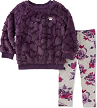 Juicy Couture Baby Girls' Faux Fur Pant Sets