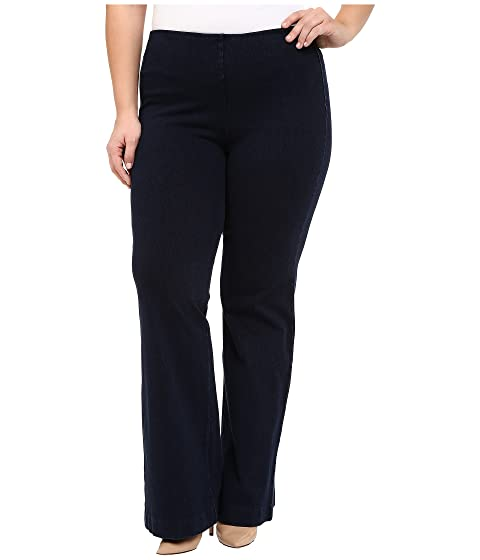 5bc668a8c2b Lysse Plus Size Denim Trousers in Indigo at Zappos.com