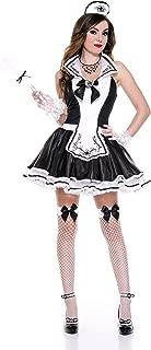 Music Legs Women's Elegant French Maid