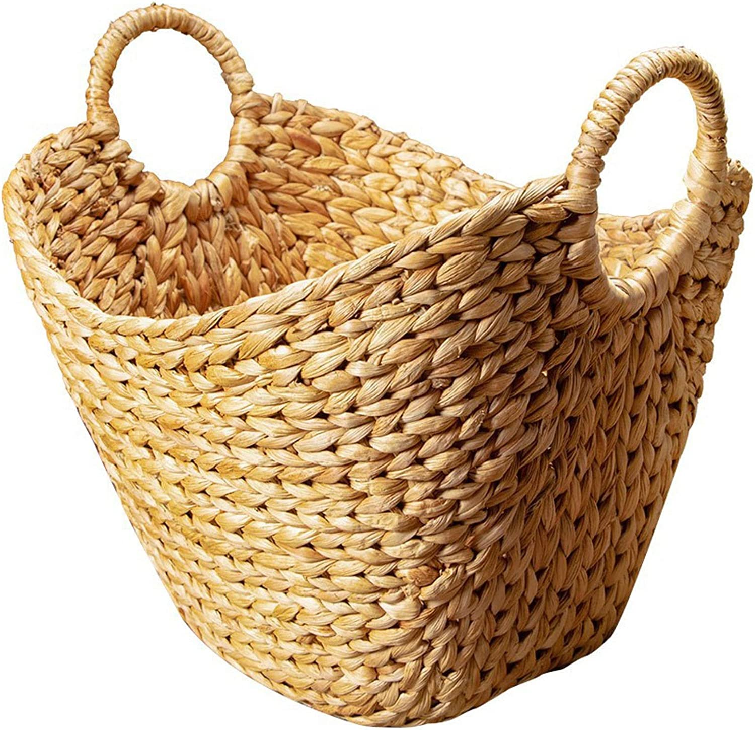 lowest price Translated Electric oven Nordic Rattan Straw Basket Dirty Clothes Hand-Wove