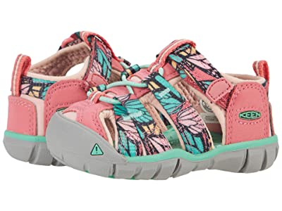 KEEN Kids Seacamp II CNX (Toddler) Girls Shoes