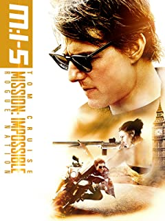 Best Mission: Impossible V - Rogue Nation Review