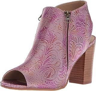 Sbicca Women's Rebecca Heeled Sandal, Orchid, 6 B US