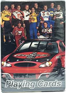 Coca-Cola NASCAR Playing Cards 1999