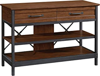 Sauder 422130 Carson Forge Anywhere Console, Milled Cherry Finish