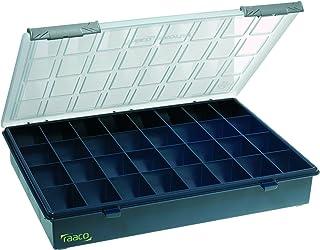 Raaco Assorter 4-32 - Caja (Polipropileno (PP), Azul, 5 kg, 338 mm, 260 mm, 57 mm)