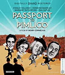 PASSPORT TO PIMLICO arrives on Blu-ray for the First Time in North America Dec. 31 from Film Movement