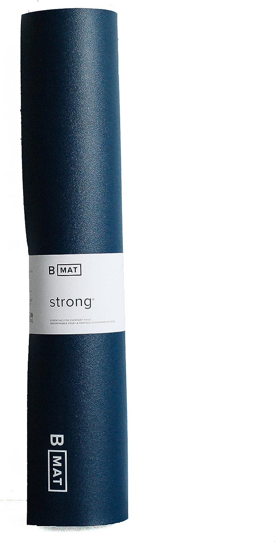 B YOGA B Matte starken stark lang Yoga Matte, tief blau, 215,9cm