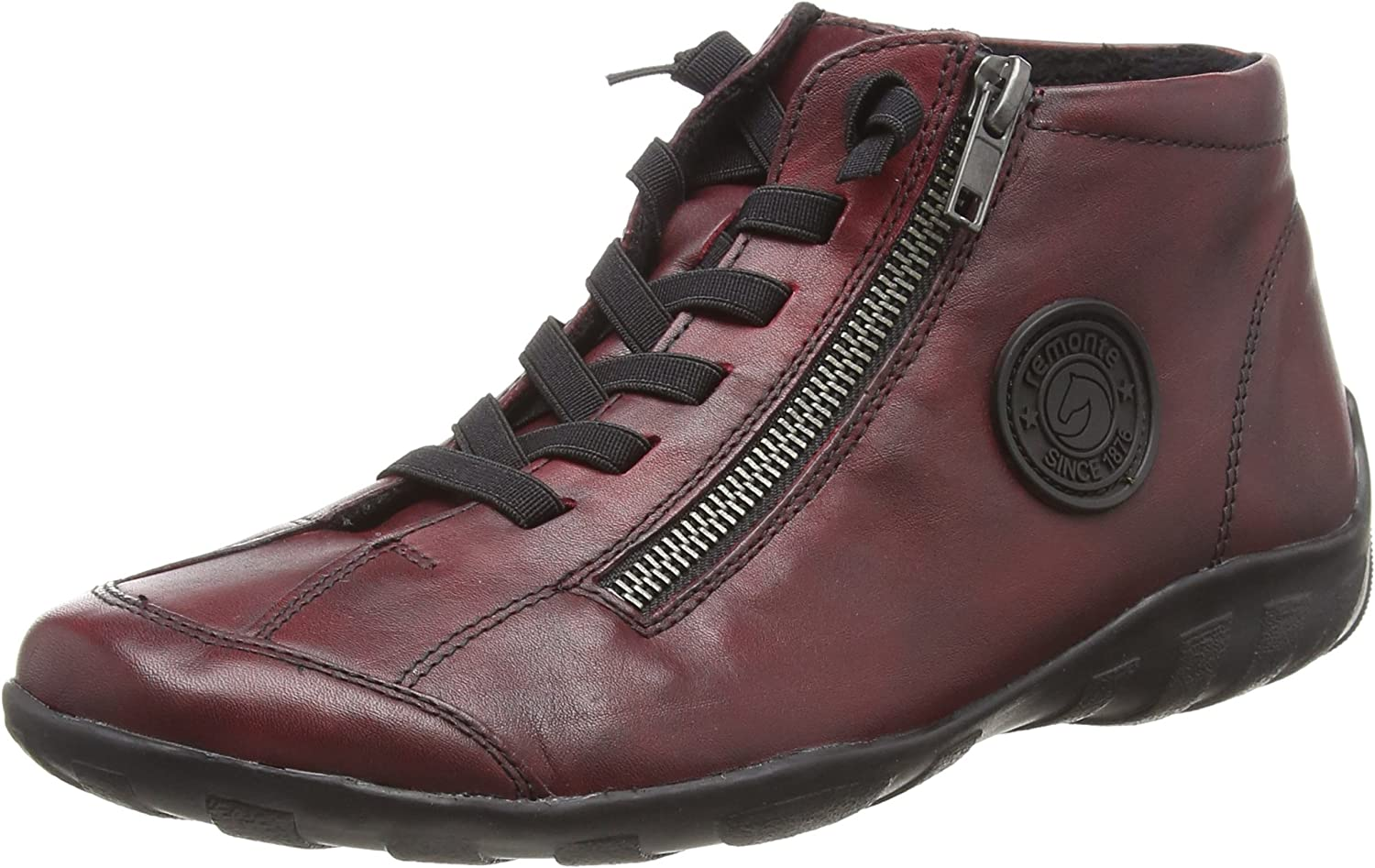 Remonte Women's R3491 Hi-Top Trainers