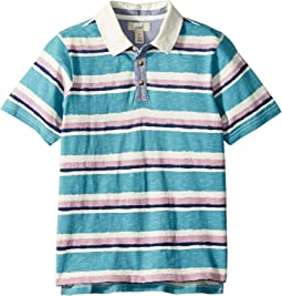 PEEK - Sammy Stripe Shirt (Toddler/Little Kids/Big Kids)