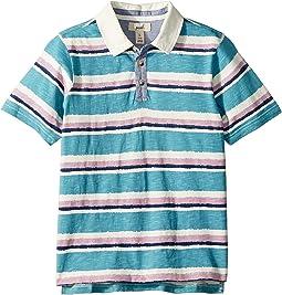 Sammy Stripe Shirt (Toddler/Little Kids/Big Kids)