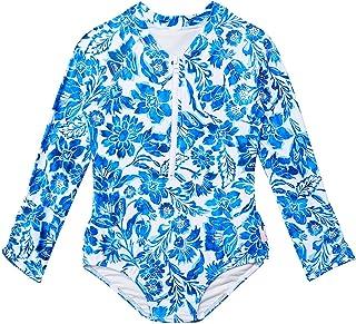 Seafolly Women's Long Sleeve One Piece Swimsuit
