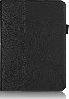 ProCase Folio Case for Galaxy Tab 4 10.1 Tablet (10 inch Galaxy Tab 4, SM-T530 / T531 / T535), with Auto Sleep/Wake Feature (Black)