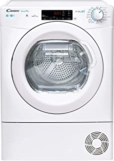 Candy SmartPro 10KG Condensor Dryer - Clothes Dryer - White - WIFI+BT - CSOC10TE-19