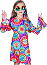 Best girls tie dye dresses Reviews