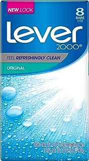 Lever 2000 Bar Soap, Original, 4 oz, 8 Bar