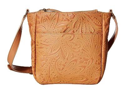 Lucky Brand Lina Crossbody (Vachetta) Handbags
