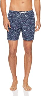 Lacoste Men's Printed Swim Shorts