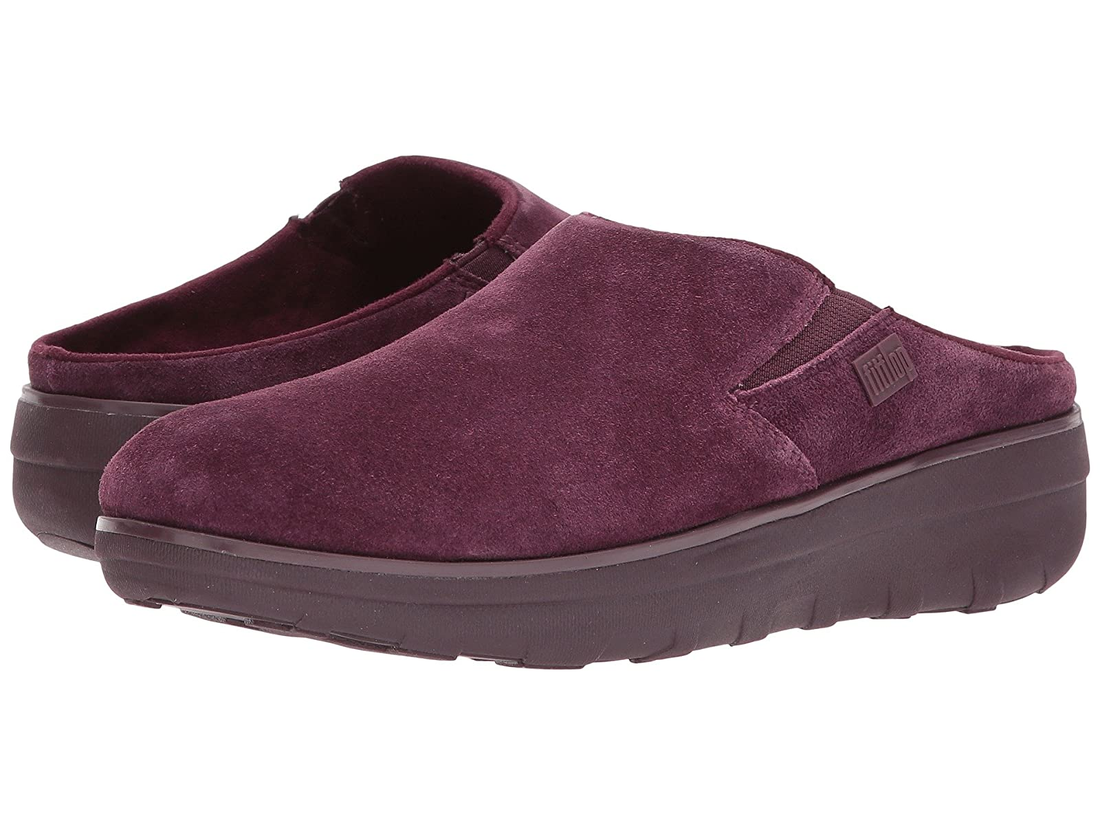 FitFlop Loaff Suede ClogsCheap and distinctive eye-catching shoes