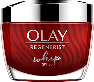 Olay Regenerist Whip Lightweight Face Moisturiser Without Greasiness With Hyaluronic Acid SPF3050g