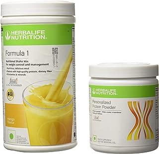 Herbalife Formula 1 Mango Shake Formula 3 Protein Powder