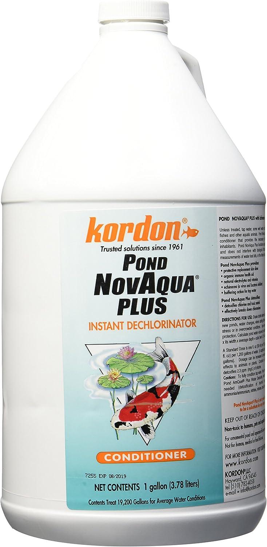 KORDON #30011 Pond NovAqua Max 85% OFF Plus Sale for Conditioner Aqu Concentrated