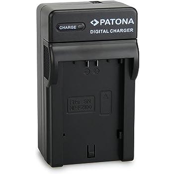 Recargable NP FZ100 Digital Cargador rápido para 9S Sony Alpha A 7 RIII A7III