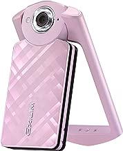 Casio 11.1 MP Exilim High Speed EX-TR50 EX-TR500 Self-portrait Beauty/selfie Digital Camera (Violet) - International Version (No Warranty)