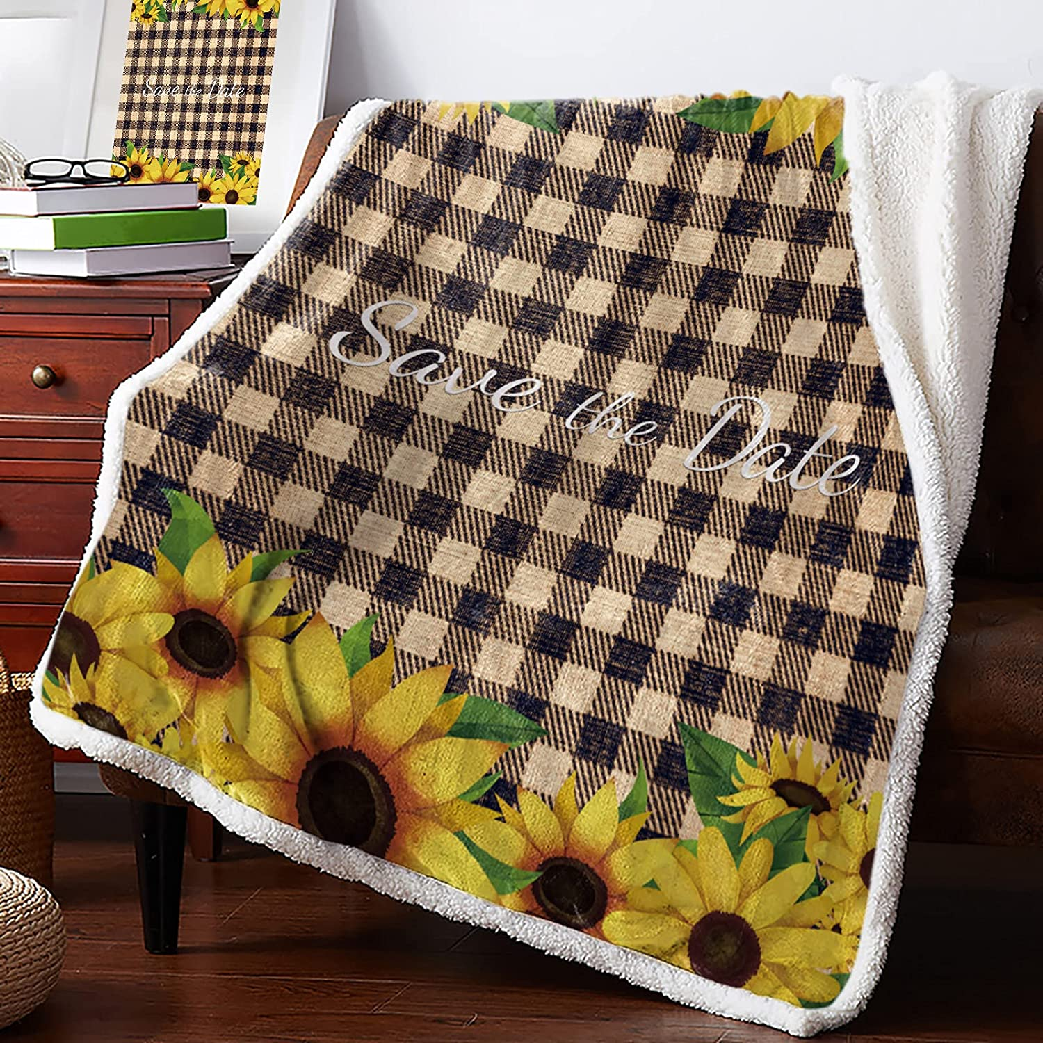 IDOWMAT Sherpa Fleece Blanket Animer and price revision 40x50 Rev Soft Fluffy 5% OFF Plush in