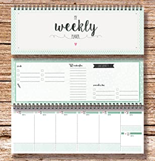 Amazon.es: Verde - Agendas y calendarios / Calendarios ...